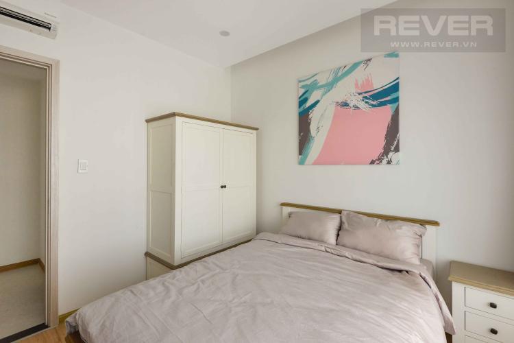 Phòng ngủ căn hộ NEW CITY THỦ THIÊM Cho thuê căn hộ New City Thủ Thiêm 3PN, tầng 12, đầy đủ nội thất, view nội khu