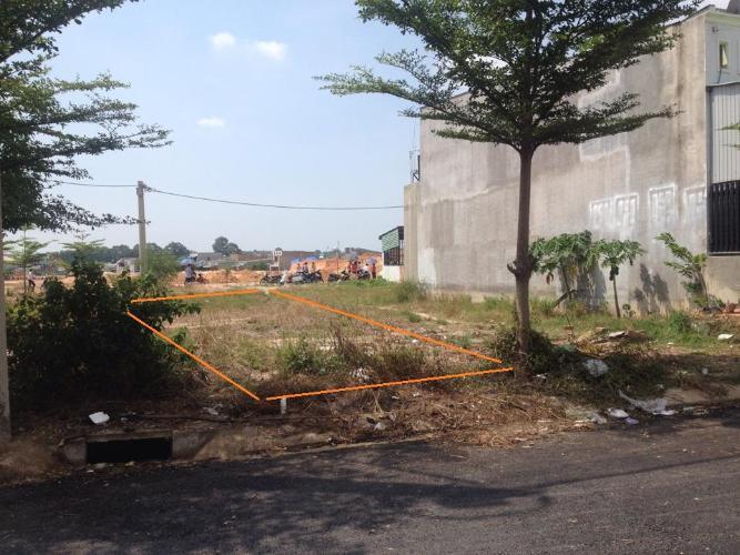 Đất nền mặt tiền đường nhựa, nằm trong khu dân cư an ninh.