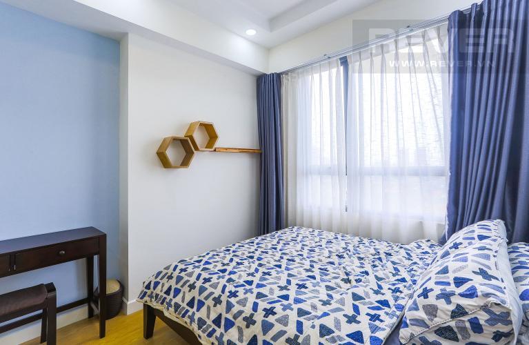 Phòng Ngủ 2 Căn hộ Masteri Thảo Điền tầng trung, tháp T3, 2PN đầy đủ nội thất