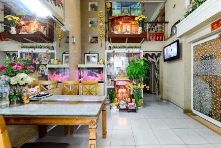 Căn hộ tầng lửng chung cư Phan Xích Long đầy đủ nội thất, tiện nghi