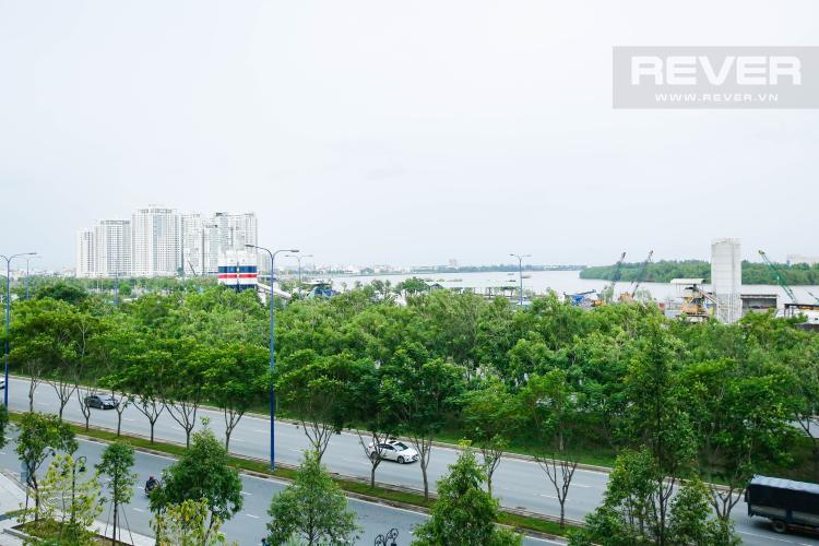 View Căn hộ New City Thủ Thiêm 3 phòng ngủ tầng thấp BA hướng Đông Nam