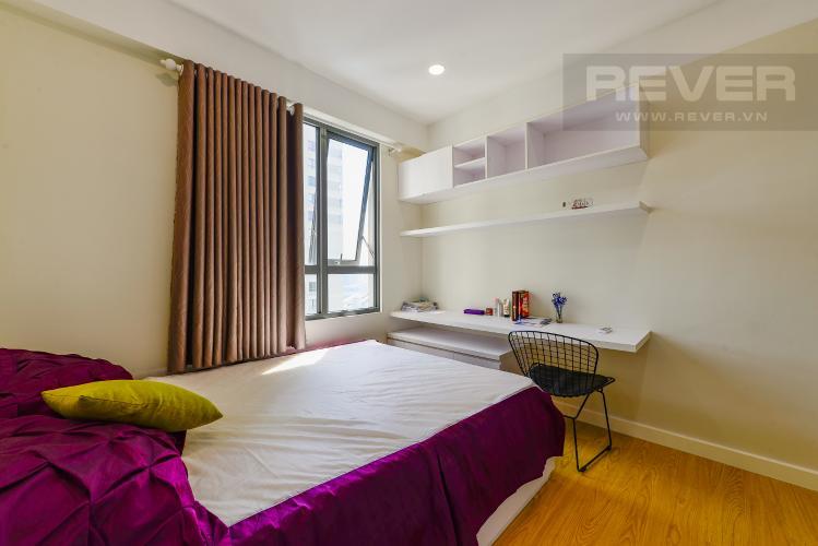 Phòng ngủ 2 Cho thuê căn hộ Masteri Thảo Điền tầng cao, 2PN, đầy đủ nội thất, view sông