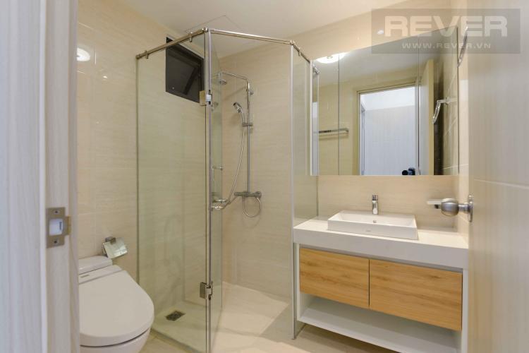 Toilet 1 Bán căn hộ New City Thủ Thiêm 2PN, tháp Venice, diện tích 75m2, view Landmark 81
