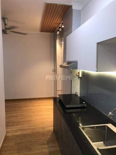 Phòng bếp căn hộ chung cư Cao Bá Nhạ, Quận 1 Căn hộ tầng thấp chung cư Cao Bá Nhạ nội thất cơ bản, 1 phòng ngủ.
