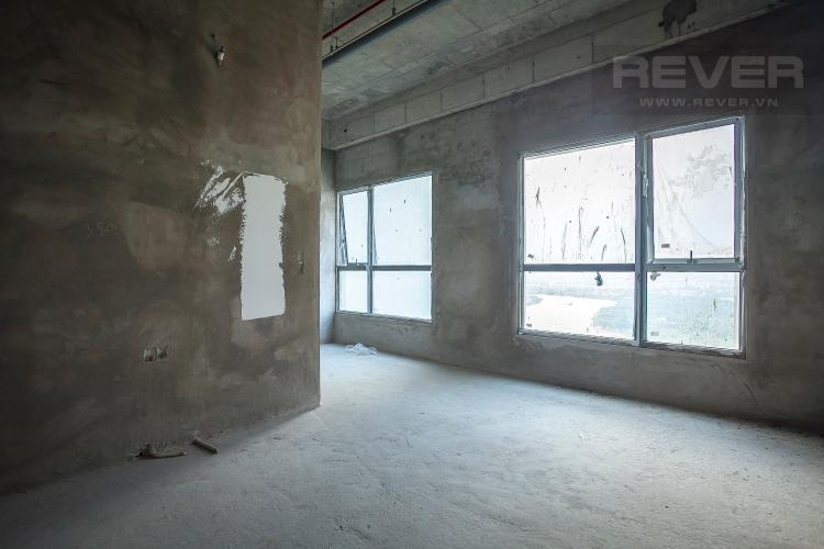 Phòng Ngủ 3 Căn hộ Masteri Thảo Điền 4 phòng ngủ tầng cao T4 hướng Tây Bắc