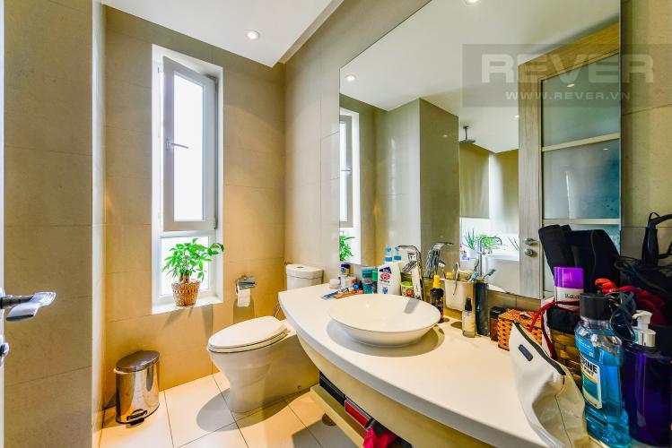 Phòng tắm 1 Căn hộ Diamond Island - Đảo Kim Cương 2PN, đầy đủ nội thất