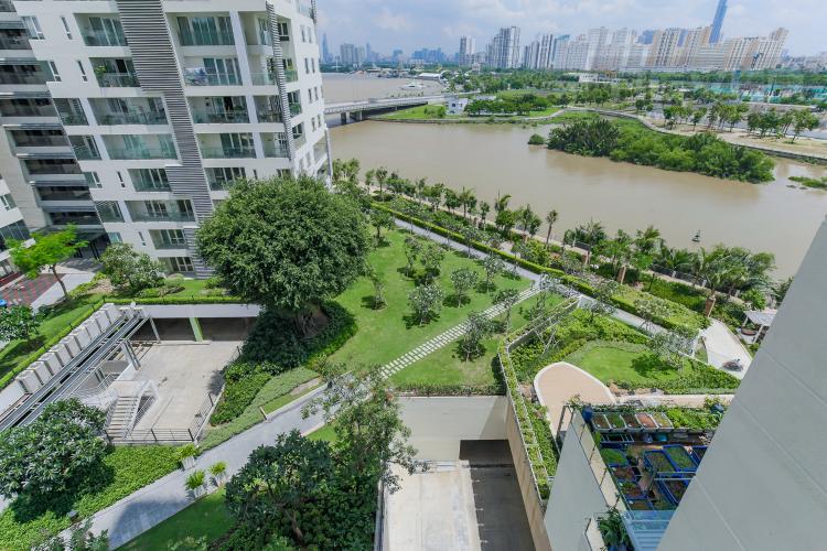 View Bán hoặc cho thuê căn hộ Diamond Island - Đảo Kim Cương 3PN, Dual Key, đầy đủ nội thất, view sông thoáng mát.