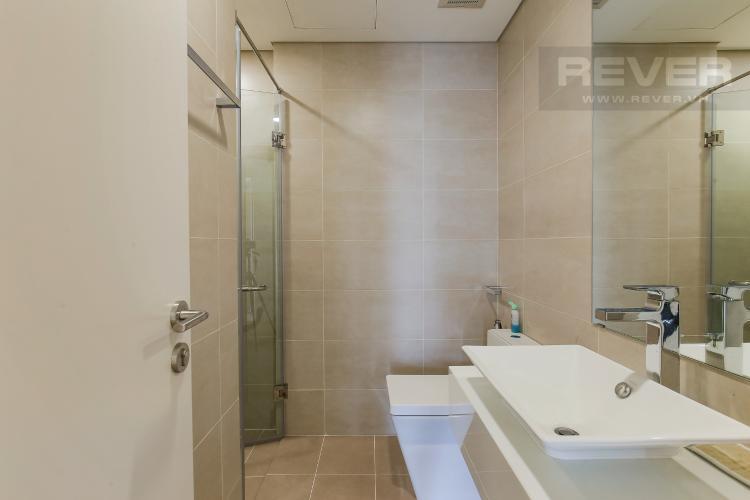 Phòng Tắm 1 Căn hộ Masteri Millennium tầng cao 2PN đầy đủ nội thất view sông