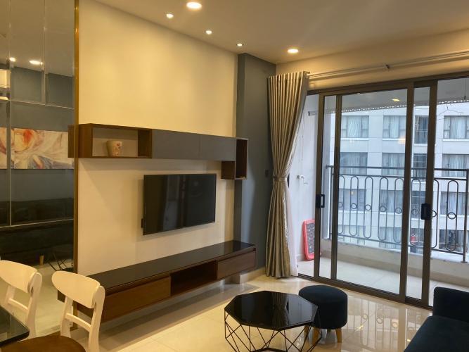 Căn hộ Saigon Royal nội thất đầy đủ tiện nghi, view nội khu.