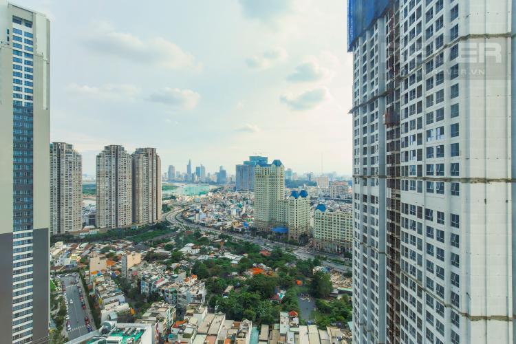 View Bán căn hộ Vinhomes Central Park 2PN, tháp Landmark 3, diện tích 81m2, đầy đủ nội thất
