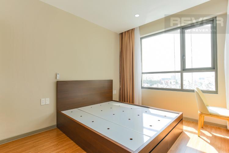 Phòng Ngủ 1 Căn hộ The Gold View 2 phòng ngủ tầng trung A2 view hồ bơi