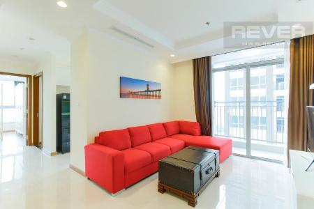 Bán căn hộ Vinhomes Central Park 2PN, tháp Landmark 3, diện tích 81m2, đầy đủ nội thất