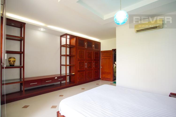 Phòng Ngủ 2 Tầng 2 Cho thuê nhà phố 4 tầng đường 19, Q2, đầy đủ nội thất, view Landmark 81