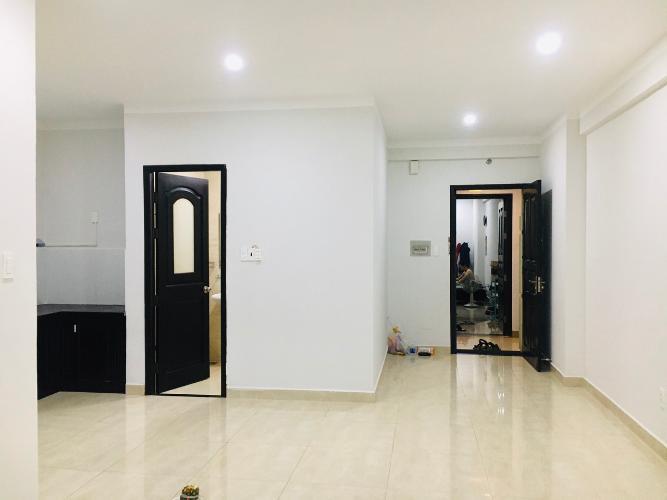 Phòng khách căn hộ Heaven Riverview, Quận 8 Căn hộ Heaven Riverview tầng thấp hướng Nam, không nội thất.