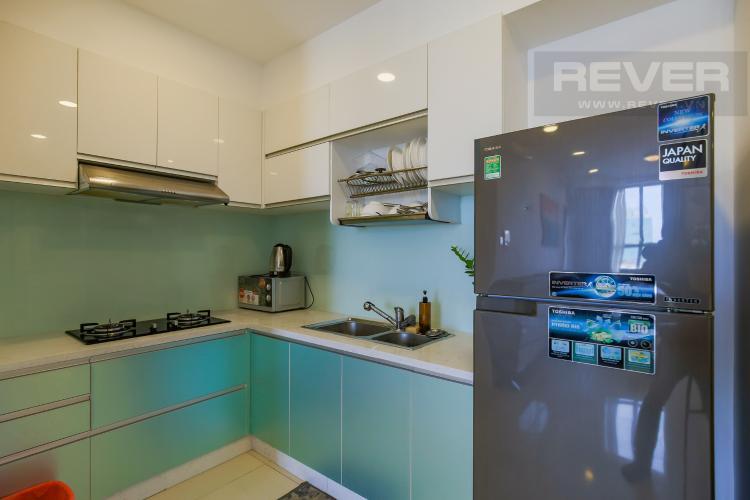 Phòng Bếp Bán căn hộ Icon 56 3PN, diện tích 87m2, đầy đủ nội thất