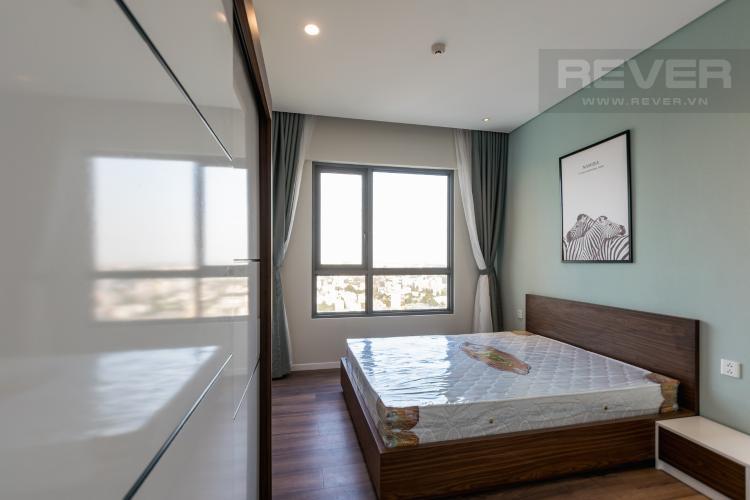 Phòng Ngủ 2 Căn hộ Diamond Island - Đảo Kim Cương tầng cao, 3PN, view sông thoáng mát