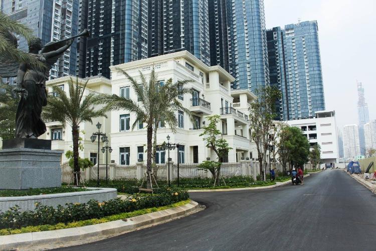 biet-thu-quan-1 Cho thuê biệt thự đường Tôn Đức Thắng, Quận 1, cạnh trạm metro Bến Thành - Suối Tiên, cho thuê thô và dài hạn