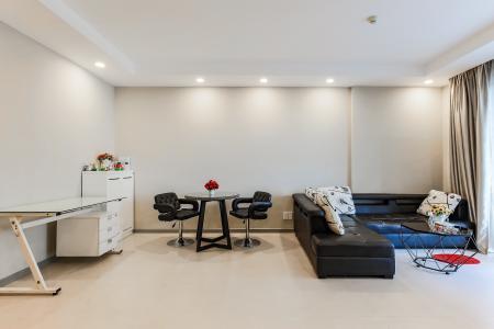Căn hộ The Gold View 1 phòng ngủ tầng cao A3 đầy đủ nội thất