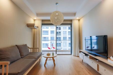 Căn hộ The Gold View tầng trung, tháp A3, 2 phong ngủ, full nội thất