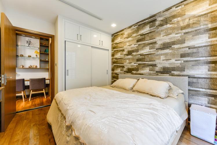 Phòng ngủ 2 Căn hộ Vinhomes Central Park 2 phòng ngủ tầng thấp P3 hướng Bắc