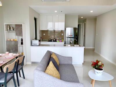 Cho thuê căn hộ Masteri An Phú 2PN, diện tích 73m2, đầy đủ nội thất, view hồ bơi nội khu