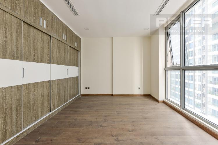 Phòng ngủ 3 Căn góc Vinhomes Central Park 3 phòng ngủ tầng cao Park 5