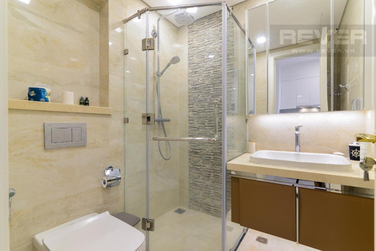 0e3f9670fef418aa41e5 Bán căn hộ Vinhomes Golden River 1 phòng ngủ, tháp The Aqua 2, đầy đủ nội thất, view Landmark 81