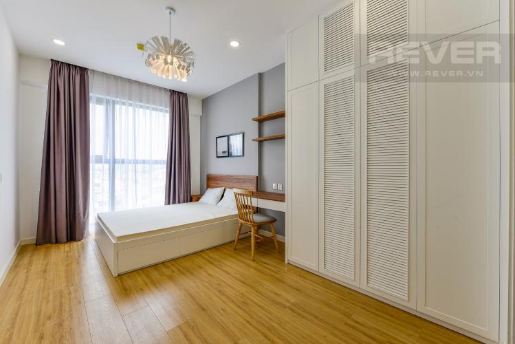 Phòng ngủ 1 Cho thuê căn hộ Masteri Millennium tầng cao, 2PN, view sông