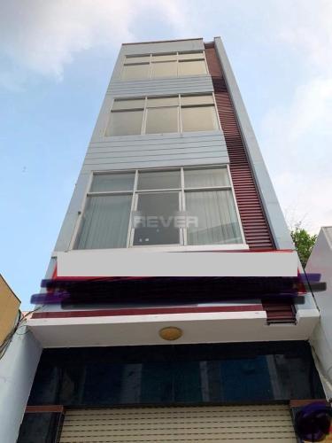 Mặt tiền văn phòng Văn phòng Quận 2 diện tích sử dụng 420m2, hướng Nam.