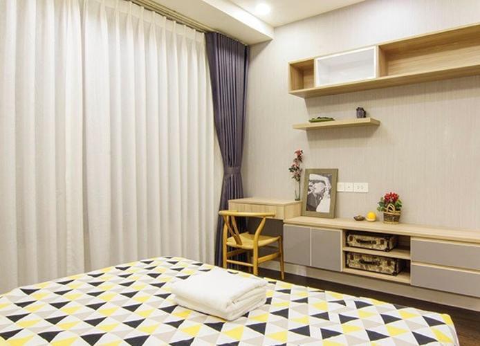 Căn hộ  The Tresor quận 4 Căn hộ tầng 33 The Tresor thiết kế hiện đại, nội thất đầy đủ