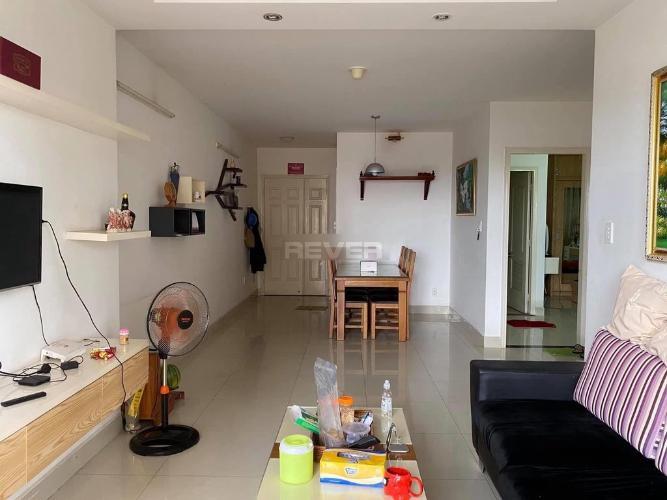 Phòng khách chung cư Man Thiện, Quận 9 Căn hộ chung cư Man Thiện view nội khu, nội thất cơ bản.