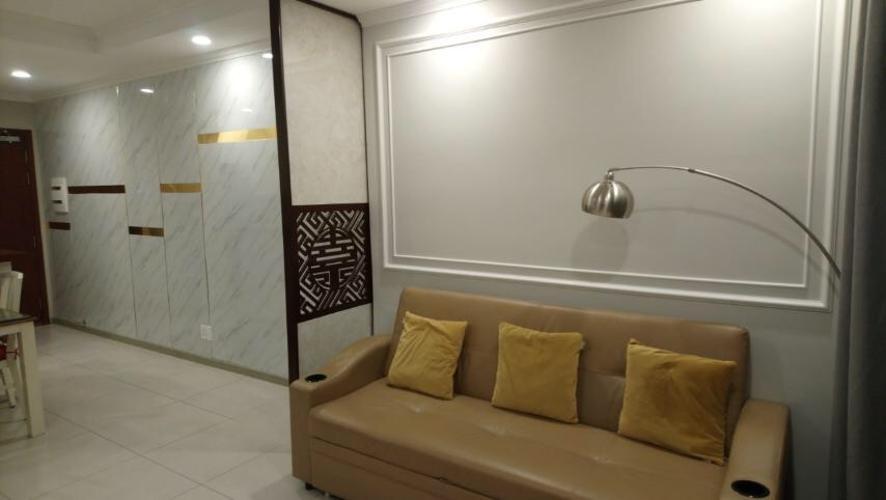 Bán căn hộ The Gold View thuộc tầng trung, diện tích 63.1m2