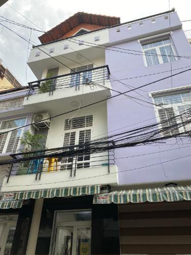 Mặt tiền nhà phố Điện Biên Phủ, Bình Thạnh Nhà phố hẻm 3m hướng Đông Bắc, khu dân cư yên tĩnh an ninh.