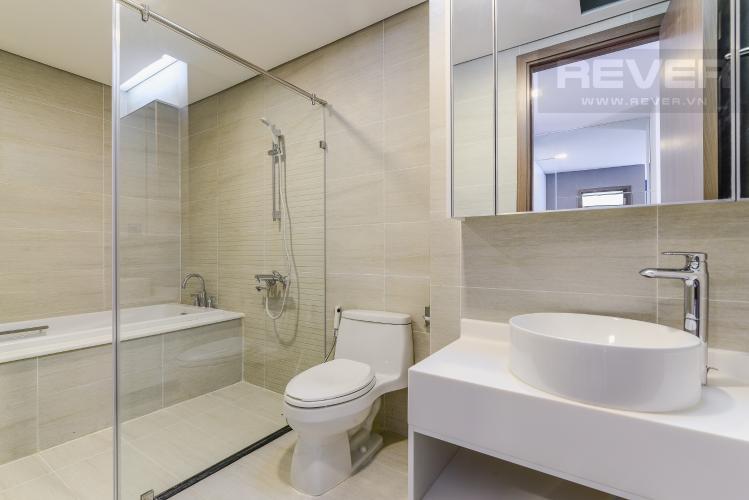 Phòng Tắm 3 Căn góc Vinhomes Central Park 4 phòng ngủ tầng cao P2 full nội thất