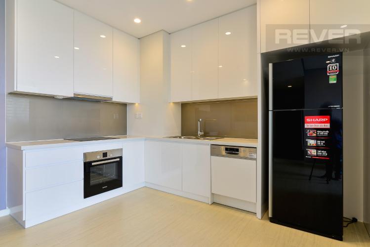 Nhà Bếp 2 Bán căn hộ Diamond Island - Đảo Kim Cương 3 phòng ngủ, đầy đủ nội thất, view Landmark 81
