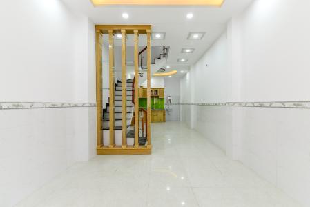 Bán nhà phố 2 tầng, 4PN, đường nội bộ Bùi Quang Là, nằm trong khu vực an ninh, yên tĩnh