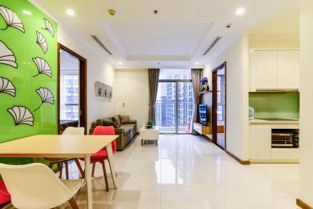 Căn hộ Vinhomes Central Park tầng cao tòa Landmark 1, 3 phòng ngủ view sông