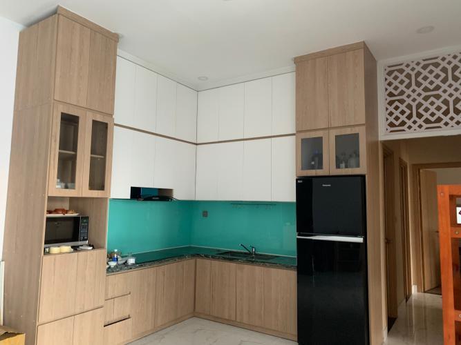 bếp căn hộ Lakeview 2 Căn hộ Thủ Thiêm Lakeview đầy đủ nội thất, view thành phố.