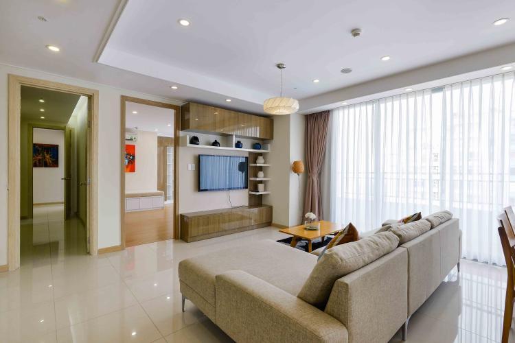 Căn hộ Cantavil Premier tầng cao, 4PN đầy đủ nội thất