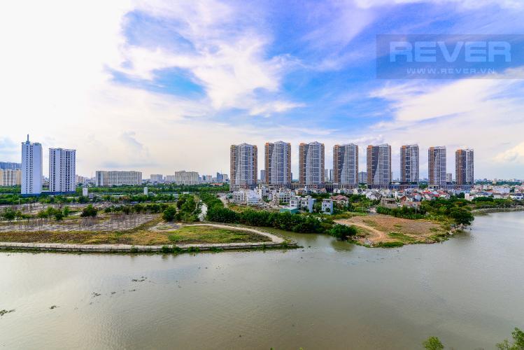 View Bán căn hộ Diamond Island - Đảo Kim Cương 1PN, tháp Canary, diện tích 52m2, view sông mát mẻ