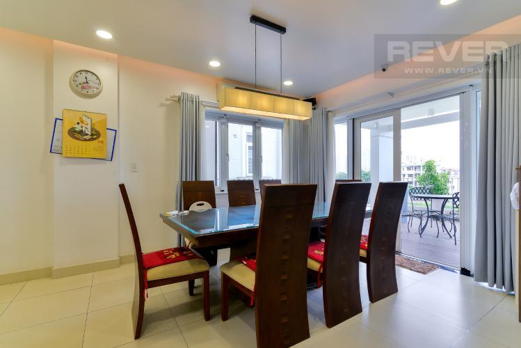 Phòng Ăn - Tầng 2 Bán nhà phố 3 tầng, đường Cao Đức Lân, An Phú, Quận 2, đầy đủ nội thất, sổ hồng chính chủ