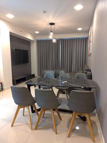 Phòng ăn Sunshine City Sài Gòn, Quận 7 Căn hộ Sunshine City Sài Gòn 2 phòng ngủ, đầy đủ nội thất.