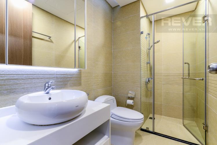 Phòng Tắm 2 Cho thuê căn hộ Vinhomes Central Park tháp Park 1 tầng trung, 2PN đầy đủ nội thất