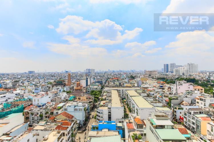 View Bán căn hộ Chung Cư H3 Hoàng Diệu tầng cao, 3PN, nội thất đầy đủ