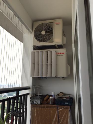 Căn hộ 9 View Apartment, Quận 9 Căn hộ 9 View Apartment tầng cao đón gió, đầy đủ nội thất.