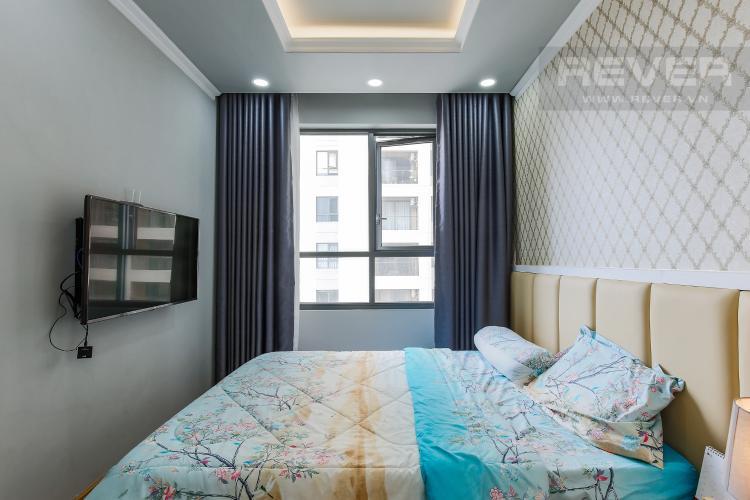 Phòng Ngủ 2 Căn hộ The Gold View 3 phòng ngủ tầng cao A3 nội thất đầy đủ
