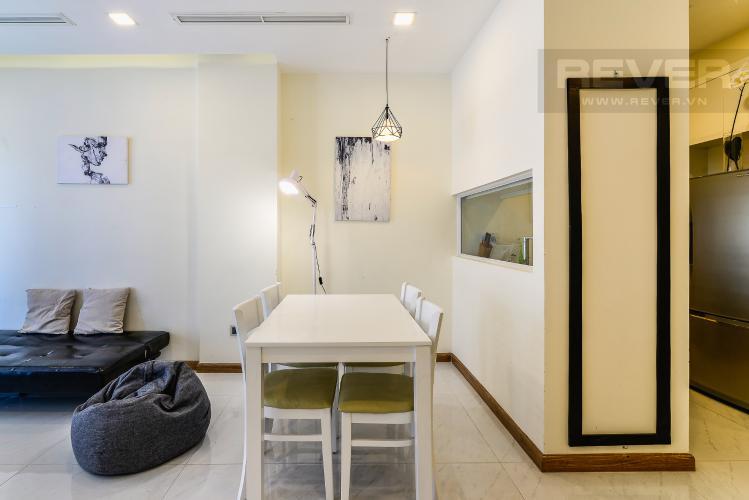 Phòng Ăn Căn hộ Vinhomes Central Park 2 phòng ngủ tầng trung P5 hướng Nam