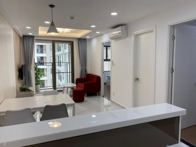 Nội thất SSR  Căn hộ Saigon South Residence đầy đủ nội thất, view nội khu.
