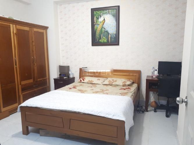Phòng ngủ chung cư Lê Thành, Bình Tân Căn hộ chung cư Lê Thành tầng trung, hướng Đông Nam.