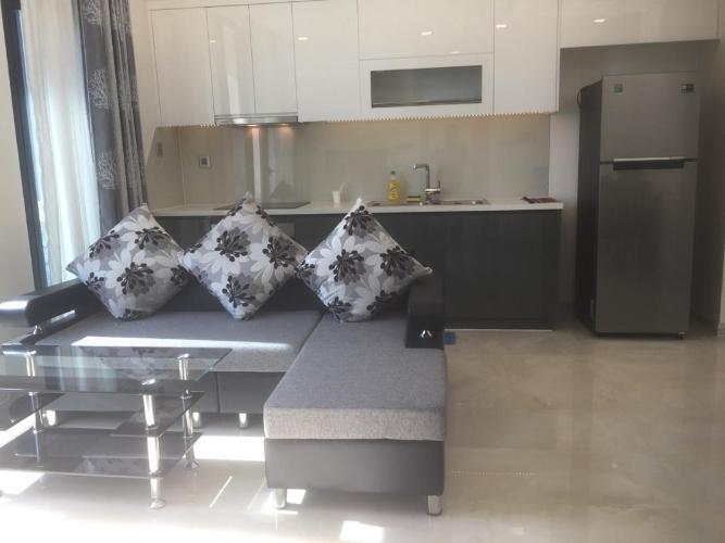 Cho thuê căn hộ Vinhomes Golden River 2PN, diện tích 70m2, đầy đủ nội thất, view sông Sài Gòn